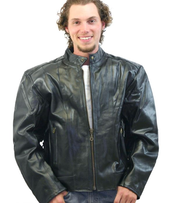 Leather Motorcycle Jacket,biker jackets,cheap motorcycle leather ...